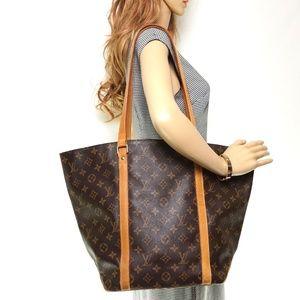 Auth Louis Vuitton Sac Shopping Tote Bag #2242L30